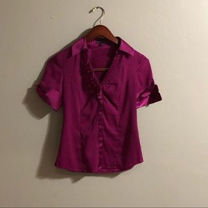 Express blouse size XS